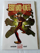 Deadly Hands of Kung Fu - Out of the Past - Marvel Comics - Tradepaperback