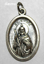 St Saint Jude Judas medal Jesus Christ Catholic Christian - lost hope