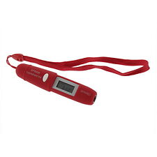 Non-Contact Infrared Temperature Mini Pocket IR Thermometer Pen +Battery HY