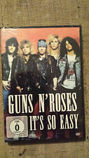 Guns N' Roses ‎– It's So Easy - DVD SIGILLATO / SEALED