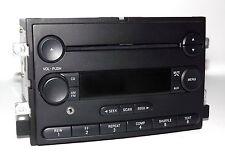 2005-2006 Ford F-150 Pickup AM FM mp3 CD Radio w Auxiliary Input 5L3T-18C869-AD