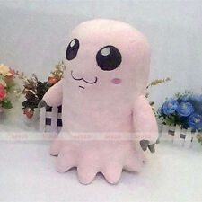 "13.7"" Anime Digimon Adventure Mochimon / Motimon Cosplay Plush Doll Kids Gift"