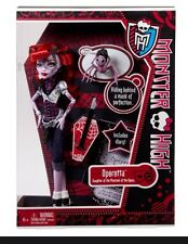 Monster High - Schools Out Operetta Memphis PetDoll Diary - New In Box