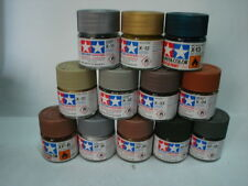 TAMIYA ACRYLIC PAINT - SET B - 12 COLORI