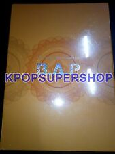 B.A.P. BAP 1st Mini Album Repackage CD NEW Sealed Split Corner Photos Photocards
