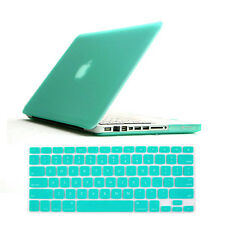 "Laptop Matt Rubberized Hard Cover Case Keyboard Skin For Mac Book Pro13"" A1278"