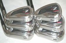 Srixon Z155 5-PW iron set with Miyazaki Jinsoku regular flex graphite shafts