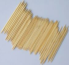 55pcs Double pointed Bamboo Knitting Needles DPN 11 sizes
