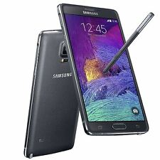 FACTORY UNLOCKED Samsung Galaxy Note 4 SM-N910A AT&T- T-Mobile 32GB - Black