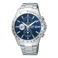 LNP RF851DX9 Lorus Gents Chronograph Stainless Steel Bracelet Watch