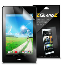 1X EZguardz LCD Screen Protector Skin Shield HD 1X For Acer Iconia One 7 B1-730