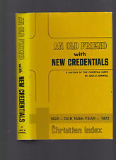 An Old Friend with New Credentials: A History of the Christian Index 1822-1972