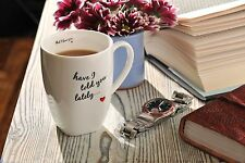 Spaceform Have I Told You.. Luxury Mug Romantic Love Gifts Ideas Her & Him 1826