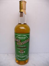 Glen Scotia 12y OB old green label 60er Jahre 54% 75cl