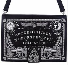 OUIJA BOARD BAG Occult purse, spirit board, planchette