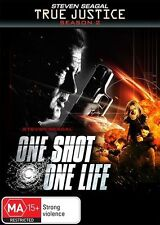 True Justice: One Shot, One Life (Season 2) DVD NEW