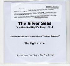 (EC270) The Silver Seas, Another Bad Night's Sleep - DJ CD