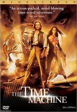The Time Machine (DVD, 2002) - Guy Pearce, Jeremy Irons, Samantha Mumba