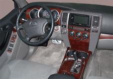 2003 2004 2005 INTERIOR WOOD DASH TRIM KIT SET FOR TOYOTA 4RUNNER 4 RUNNER SR5