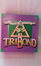TRIBOND Game The Game That Asks What Do These 3 Things Have in Common? Volume 1