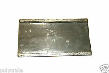 Porte plaque verre stéréo 7x13 - Matériel photo argentique ancien deb. XXe