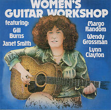 WomenÂ's Guitar Workshop Learn to Play with Jill Burns Margo Random Music CD