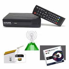 1080P HD ATSC ANTENNA SIGNAL DIGITAL TV BOX CONVERTER RECEIVER PVR HDMI Player