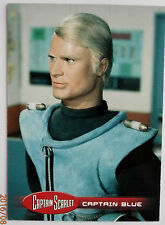 Captain scarlet-individuelle trading card #37, capitaine bleu-imparable cartes