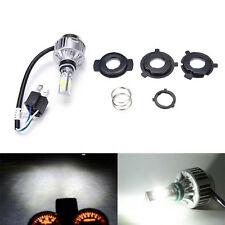 40W 3500LM COB LED Hi/Lo Beam H4 Motorcycle Headlight Front Light Bulb Lamp ATAU
