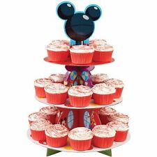 Cupcake Stand Disney Mickey Mouse 3-Tier up to 24 Cupcakes by Wilton