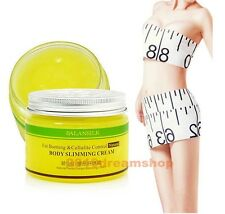 Safe PLANTS fat burning anti cellulite Full Body Slimming Cream Gel Weight Loss