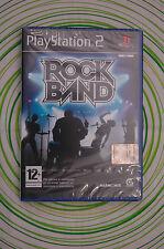 Rockband ps2 pal NUOVO