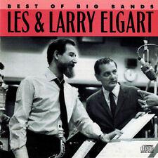 LES & LARRY ELGART - Best of the Big Bands, Vol. 1 (CD 1990)