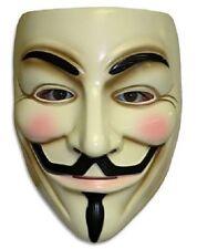 Halloween Masks V for Vendetta Mask Guy Fawkes Fancy Dress Costume cosplay