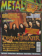 METAL SHOCK 250 1997 Dream Theater In Flames Jag Panzer Tuff Misery Loves Styx