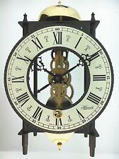 Hermle Bonn Skeleton 8 day Table Mantle Clock Model # 23001-000711