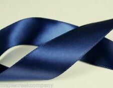 Double Face Satin Ribbon 1/4 inch x 5 yards (15 feet of ribbon) 34 COLORS