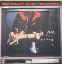 "DIRE STRAITS – Money For Nothing/Love Over Gold Live UK 10"" EP"