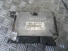 2000 Vw Golf Mk4 2.0 Gti aqy de gestión del motor Ecu Computadora 06a906018gm
