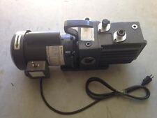 GE Motors 5kc36pn435gx Vaccum Pump 1/3 HP