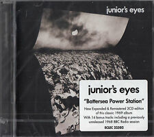 JUNIOR 'S EYES Battersea Power Station (1968/69) Esoteric 2cd NUOVO OVP/SEALED