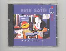 (CD) Erik Satie: Piano Music, Vol. 5 / Steffen Schleiermacher / [MDG] / SEALED
