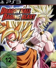 PlayStation 3 Dragonball Raging Blast 1 como nuevo
