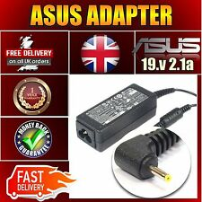19V 2.1A Genuine Delta Charger for Asus EEE PC Netbook ADP-40PH AB Adapter