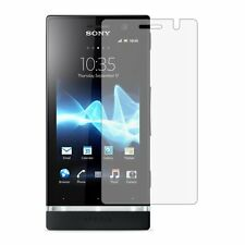 2 Pack Screen Protectors Protect Cover Guard Film For Sony Xperia U