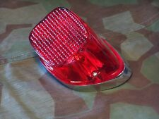 Big Twin Sidecar Replacement Taillight Assembly. 12 Volt