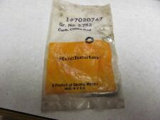 NOS 62 63 64 65 66 67 68 69 Corvair Rochester Carb Choke Rod 7020747 FC