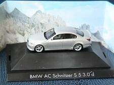 Herpa BMW AC Schnitzer S 5 3,0d E-61 silbermet. 101684 OV