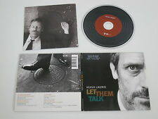 HUGH LAURIE/LET THEM TALK(WARNER BROS. 2564674078) CD ALBUM
