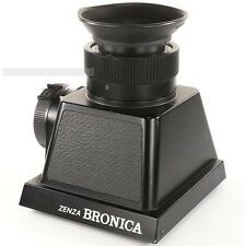 Zenza BRONICA CdS MF CHIMNEY FINDER S for SQ SQ-A SQ-Ai SQ-Am /Spares or Repairs